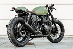 lady speed triumph custom motorcycle designboom