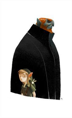 brutal moineau: Let's go to Hyrule via PinCG.com