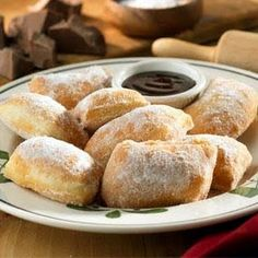 Zeppoli (Italian Fried Bread Dough) Recipe   Key Ingredient