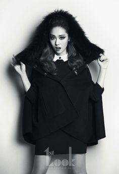 Jessica Jung for 1st Look Magazine Korea