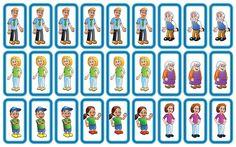 Het setje Personen omvat 27 pictogrammen van diverse personen uit de directe omgeving van uw kind en is verkrijgbaar in 4 kleurkaders. Bestel nu!