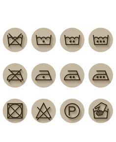 Wassymbolen, wat betekenen ze? | #FlairNL