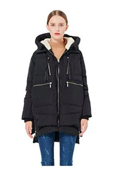 e81d0cca9a6 Orolay Women s Thickened Down Jacket - Locolow