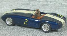 Ferrari 375 MM Spyder Pininfarina March Field AFB 1955 #2 - Alfa Model 43