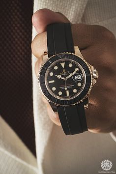 "watchanish: ""Now on WatchAnish.com - Baselworld 2015: New Rolex Oyster Models (Day-Date 40 x Yacht-Master x Pearlmaster 39). """
