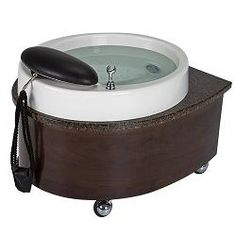 Pedicure Bowls With Drain | CBS Exquisite - Pedicure And Accessories / Whirlpool Spas