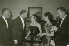 Nachlass Curd Jürgens | DES TEUFELS GENERAL (1955) Dokumentation der Uraufführung. 23.2.1955, Hannover (Weltspiele), 28