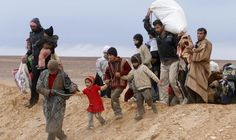 Iraq, cristiani in fuga