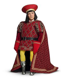 Shrek Prince, Lord Farquaad Costume, Ultimate Collection, Fancy Dress, Costumes, Costume Ideas, Musicals, Cosplay, Sun Shine