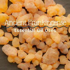 Frankincense has history. There are many health benefits of Frankincense…