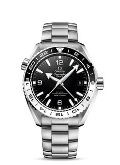 Omega Co-axial Master CHRONOMETER GMT 43.5mm