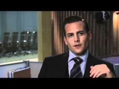 Life is this, i like this_Meet Harvey Specter