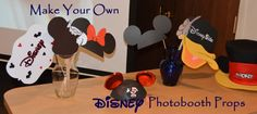 How To Make Disney Photobooth Props (with FREE printables) #DisneySide - 4 The Love Of Family