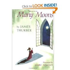 Many Moons (Books for Young Readers)