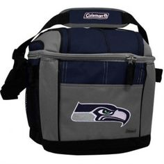 Seattle Seahawks 24 Can Soft-Sided Cooler from TailgateGiant.com
