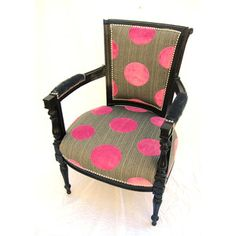 Fab.com | Seating with Sass and Pizzazz by The Divine Chair.  So freaking cute!