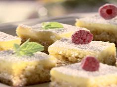 lemon squares.  sandra lee