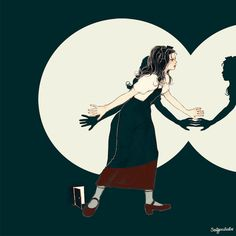 (두 개의 달 Two moons - 2/2) 그 밤 그곳의 나와 이곳의 나는 하나가 되어 나의 우주는 둘이 되어버렸어
