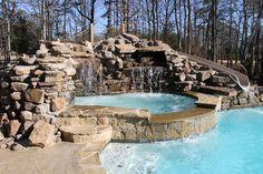 Aquatic Architecture | Little Rock Pool Builder | Elite Pools by Scott