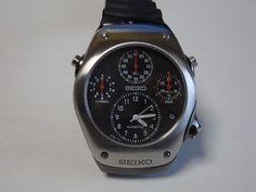 Ungewöhnliche Seiko Arctura SLQ003 Smart Watch, Watches, Smartwatch