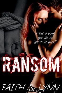 Renee Entress's Blog: [Blog Tour, Review & Giveaway] Ransom by Faith S. ... http://reneeentress.blogspot.com/2014/07/blog-tour-review-giveaway-ransom-by.html