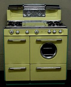 Antique Western Holly stove for the dream home.