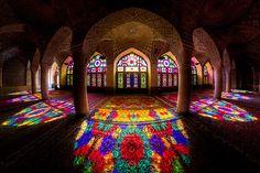 Fotógrafo iraniano capta a beleza e imponência das mesquitas | Catraca Livre