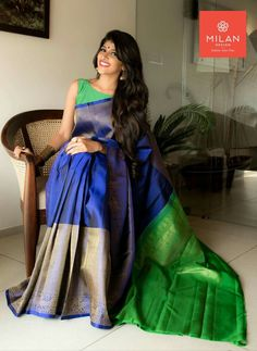 Such a elegant and graceful saree