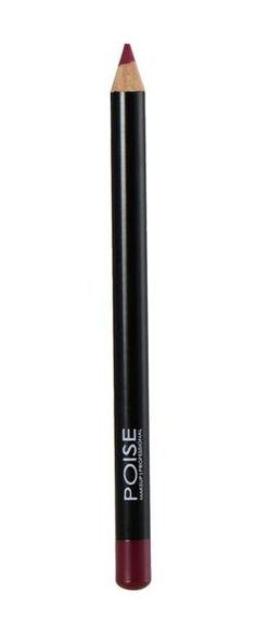 Lip pencil created to define and shape the natural curves of lips. Can be used to frame lips or perfect for coloring the entire lips for a bold defined finish.  This product is true in color and provides a long-lasting wear.