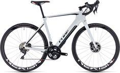 MerKabici  Bicicleta eléctrica de carretera CUBE Agree SL C:62 HYBRID