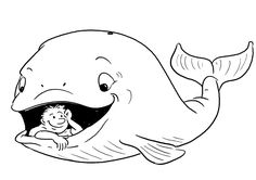 Image result for jonah and the whale clothespin craft