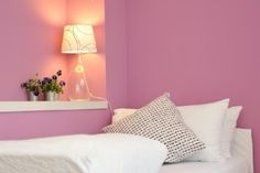 Room Siena B&B Stop&Sleep Udine Front Civil Hospital #sleeping #room #dream #travel #friuli #pink #art #design