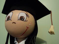 Vero... una hermosa graduada!!!