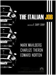 Watch->> The Italian Job 2003 Full - Movie Online The Italian Job, Scary Stories To Tell, Minimal Movie Posters, Tv Series Online, We Movie, Alternative Movie Posters, Movie Poster Art, Streaming Movies, Hd Streaming