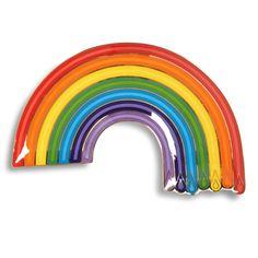 Jonathan Adler | Dripping Rainbow Trinket Tray | Latzio />