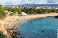 São Nicolao - #Tarrafal Cap Vert, Le Cap, River, Outdoor, Places, Travel Magazines, Tips And Tricks, Atlantic Ocean, Archipelago