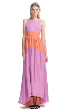 Tibi RTW Spring 2013, #14 / i LOVE this color combination