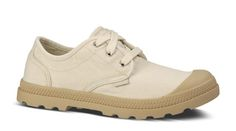 93315-159 WOMENS Pampa Oxford LP, Ivory/Putty