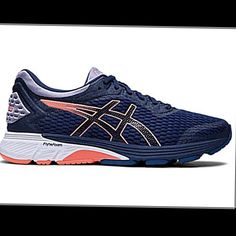 These comfy sneakers will help you go the distance while avoiding injury. Asics Running Shoes, Distance, Comfy, Sneakers, Trainers, Asics Shoes, Long Distance, Sneaker, Women's Athletic Shoes
