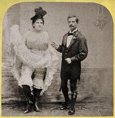 Vintage Vaudeville & Burlesque