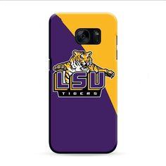 Lsu Tigers Logo Samsung Galaxy S7 3D Case