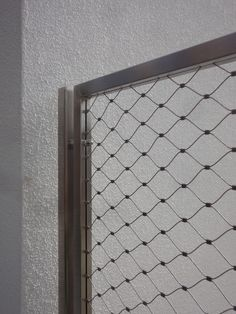 Webnet Mesh Inviss frames from Jakob Rope Systems | Tensile Design & Construct