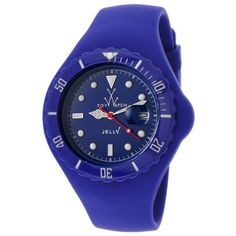 66% Off was $175, now is $60! Women's Jelly Blue Dial Blue Silicone TOYWATCH-JTB07BL Watch