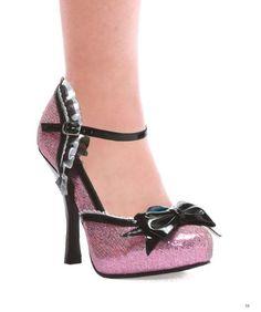 "Ellie Shoes E-453-LACEY, 4"" Heel Sandal. 6 Red glitter Satin Boutique, http://www.amazon.com/dp/B005B35C9U/ref=cm_sw_r_pi_dp_0H4lrb1B7F1FJ"