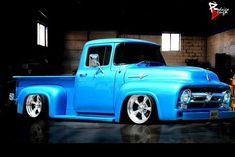 1956 Ford F100 More