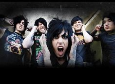 Falling In Reverse | falling in reverse we came as romans born of osiris norma jean texas ...