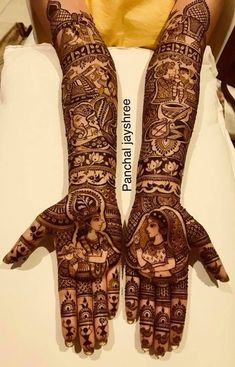 "Photo from Mehndi By Jayshree ""Portfolio"" album"