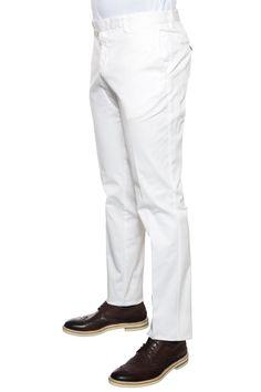 Angelo Nardelli Pantalone tasca piatta 1