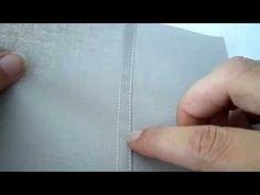 costura de sobrecarga (modificado) - Para vaqueros y camisas