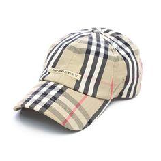 Burberry Golf Nova Check Cap | 6141